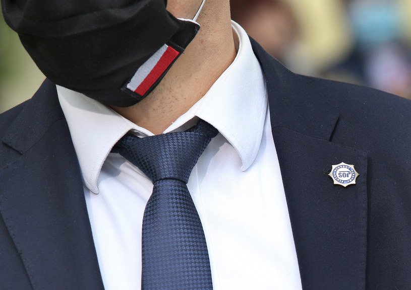 Funkcjonariusz SOP; zdj. ilustracyjne /Damian Klamka /East News