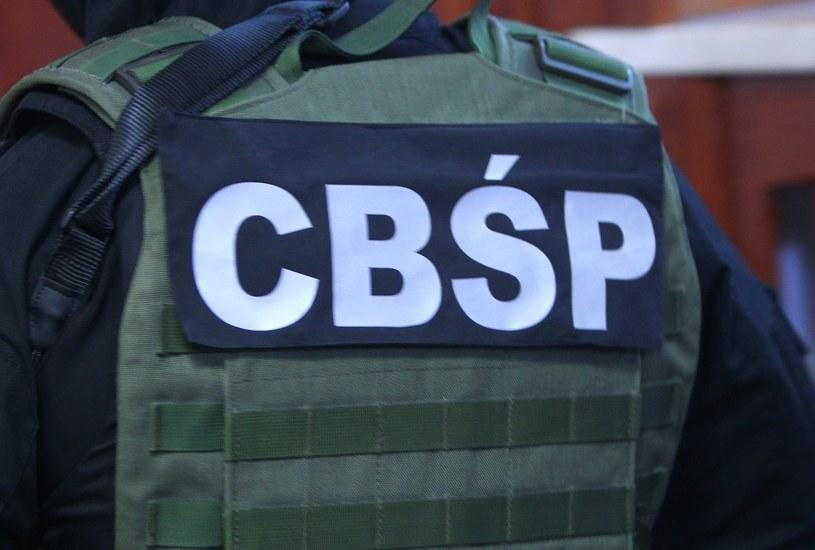 Funkcjonariusze CBŚP zatrzymali 24 mężczyzn /STANISLAW KOWALCZUK /East News