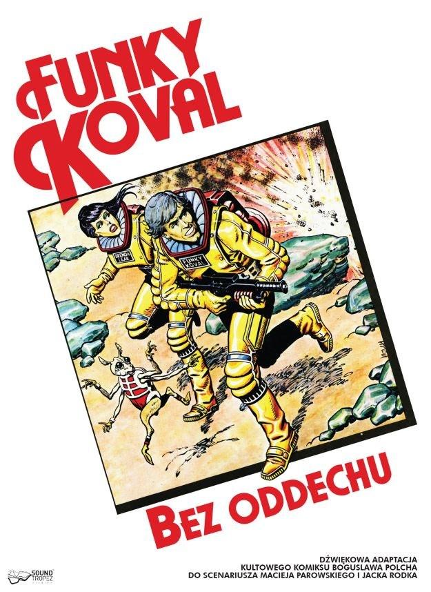 Funky Koval /materiały prasowe