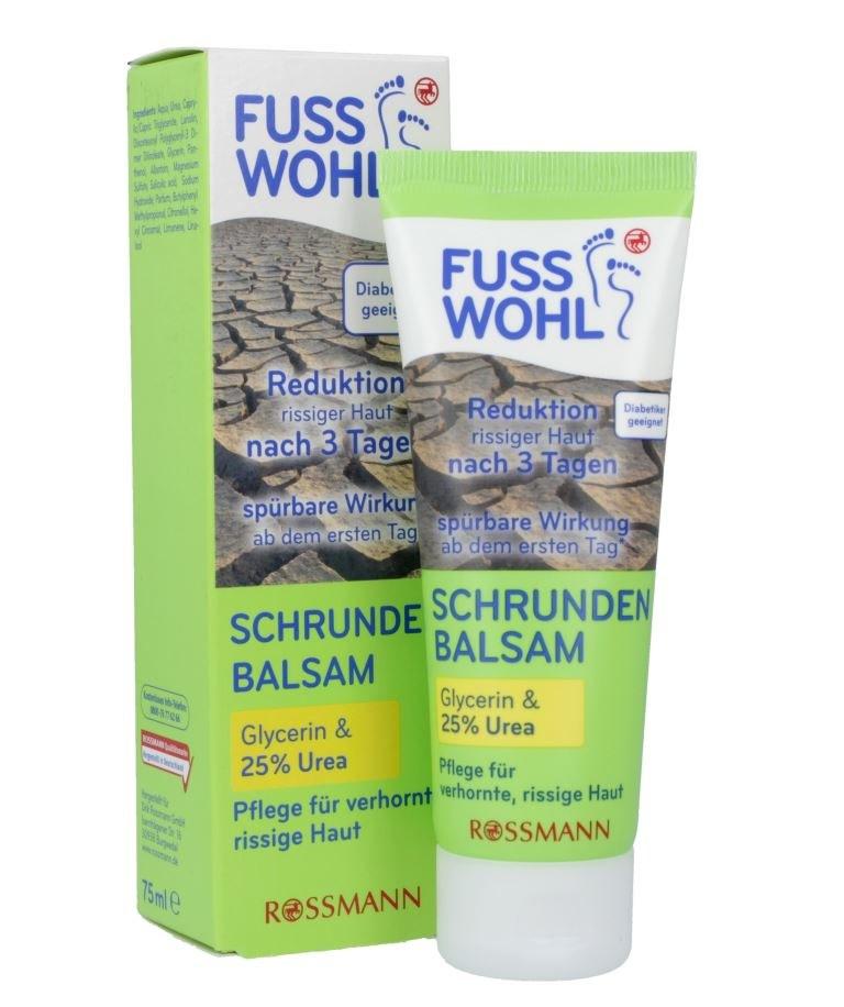 Fusswohl: Balsam na popękane pięty /materiały prasowe