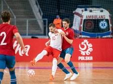 """Futsal. Polska - Czechy 8-5. """"Biało-Czerwoni"""" jadą na mistrzostwa Europy"""