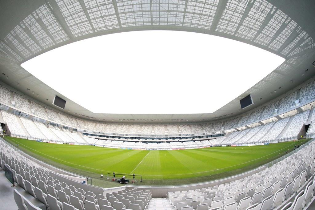 Futur Stade (Bordeaux) //PAP/EPA