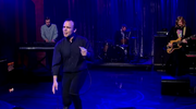 Future Islands na pożegnanie Lettermana