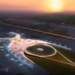 Futurystyczne lotnisko w Mexico City nie powstanie?