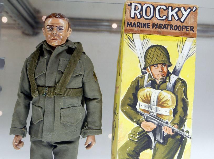 """G.I. Joe - tak wyglądała """"geneza"""" znanej także w Polsce serii zabawek /Getty Images"""