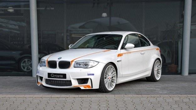 G-Power specjalizuje się w tuningu modeli BMW. /BMW