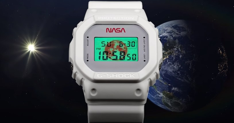 G-SHOCK All Systems Go /YouTube