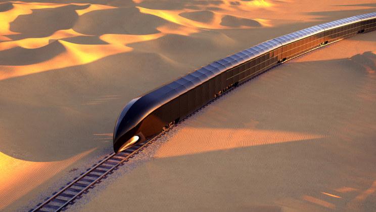 G Train. Fot. Thierry Gaugain /materiały prasowe