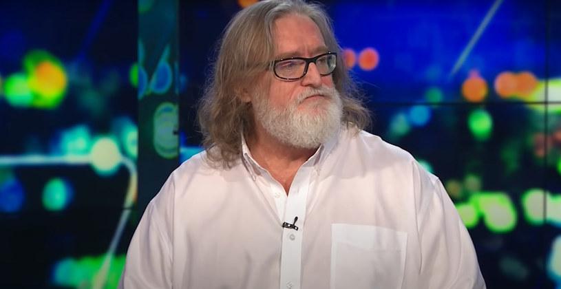 Gabe Newell /materiały prasowe