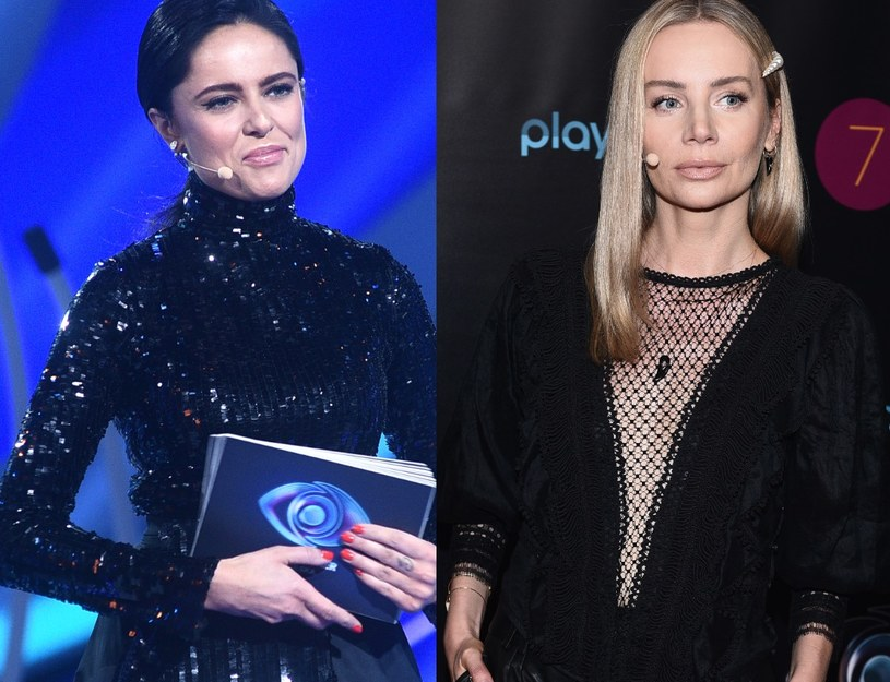 Gabi Drzewiecka i Agnieszka Woźniak-Starak /MWMedia /MWMedia