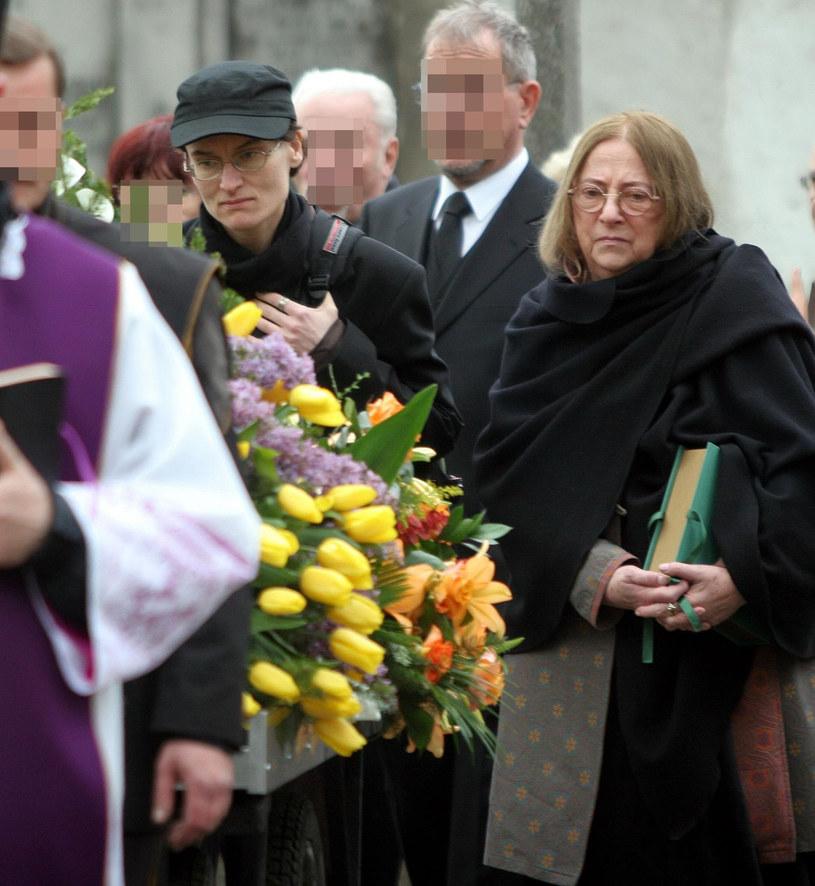 Gabi Kurylewicz i Wanda Warska /Karol Piechocki /Reporter
