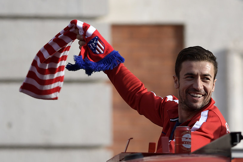 Gabi /OSCAR DEL POZO /AFP