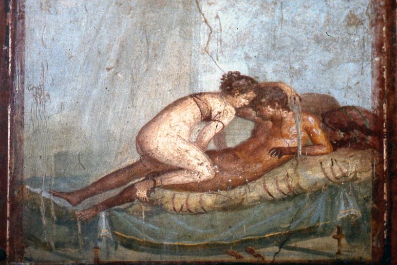 Gabinetto Segreto skrywa, zgodnie z nazwą, rozmaite artefakty, których erotyzm zszokował XVIII-wiecznych odkrywców /Heinrich Stürzl/Wikimedia Common /&nbsp