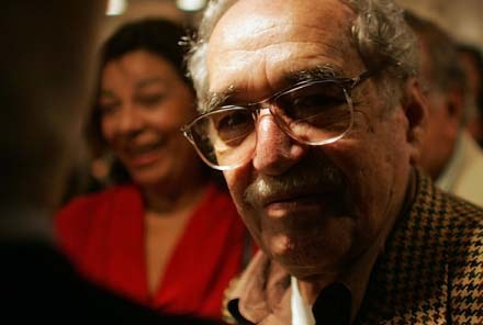 Gabriel Garcia Marquez nie zabrał głosu w sprawie ekranizajci - fot. Joe Raedle /Getty Images/Flash Press Media