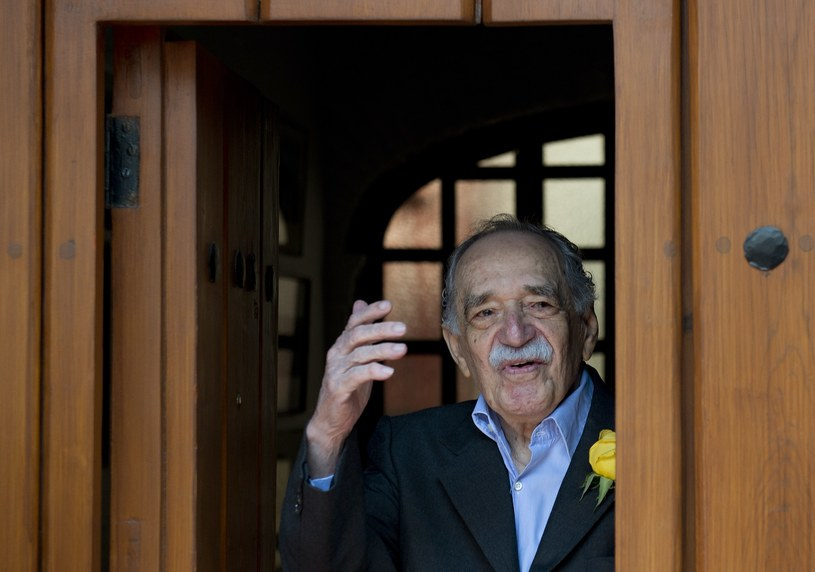 Gabriel Garcia Marquez /AFP