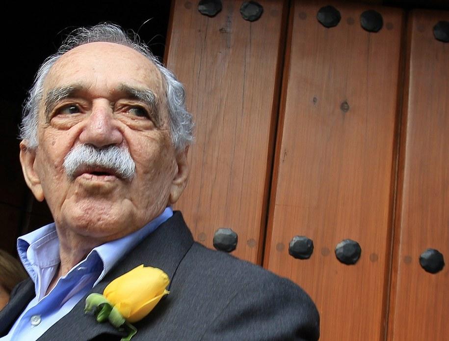 Gabriel Garcia Marquez /MARIO GUZMAN    /PAP/EPA