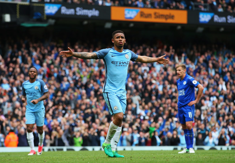 Gabriel Jesus /Getty Images