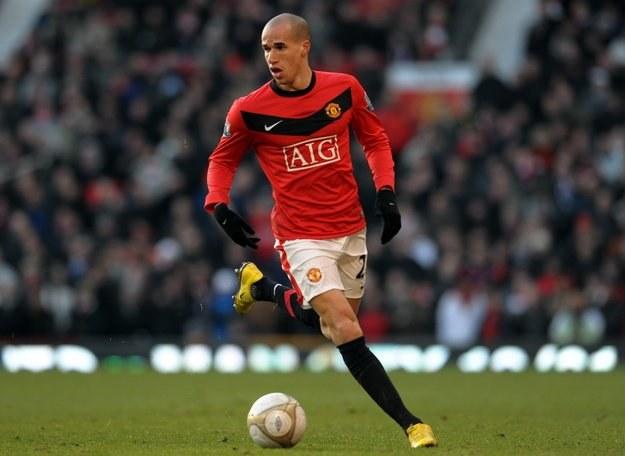 Gabriel Obertan - nadzieja Manchesteru United /AFP