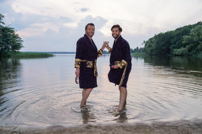 Gabriel Seweryn i Kamil Biela /pomponik exclusive