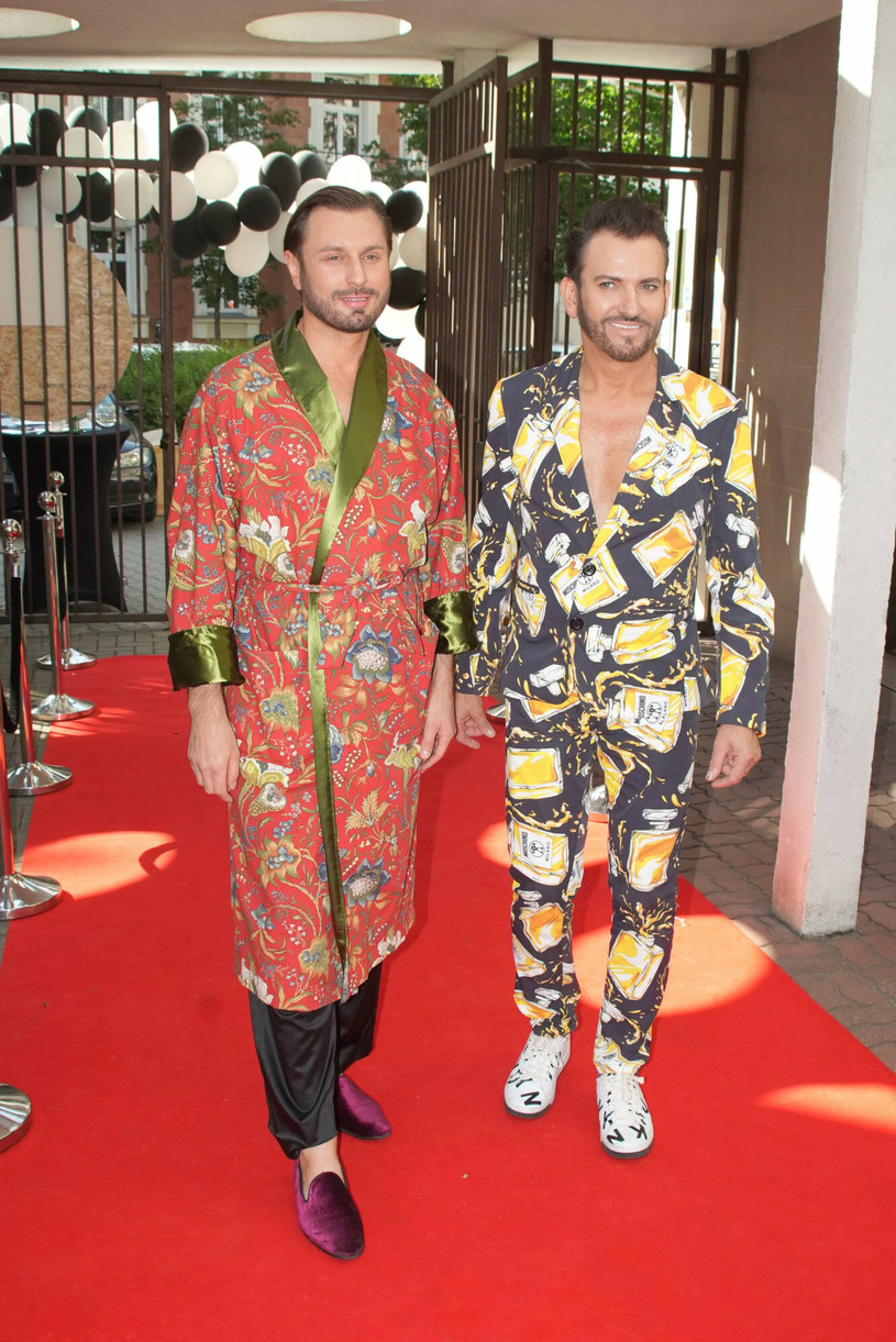 Gabriel Seweryn i Rafał Grabias /Tricolors /East News