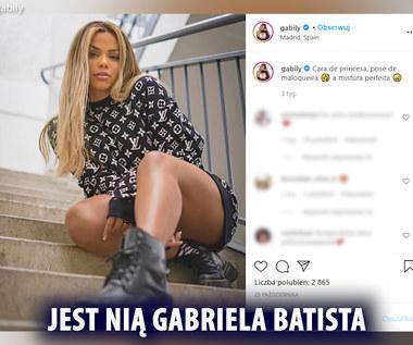 Gabriela Batista to nowa dziewczyna Neymara - twierdzą brazylijskie media. Wideo