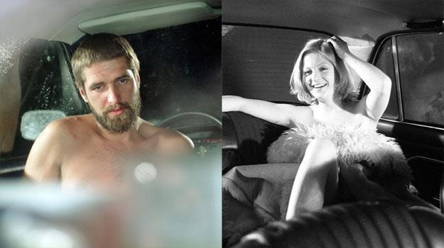 Gabriela Kownacka (P) i jej mąż Waldemar (L) w ekranowych wcieleniach. Nigdy nie zagrali razem... /EAST NEWS/POLFILM