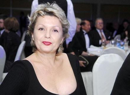 Gabriela Kownacka zagrała Dorotę, właścielkę firmy, która ma męża i kochanka /AKPA