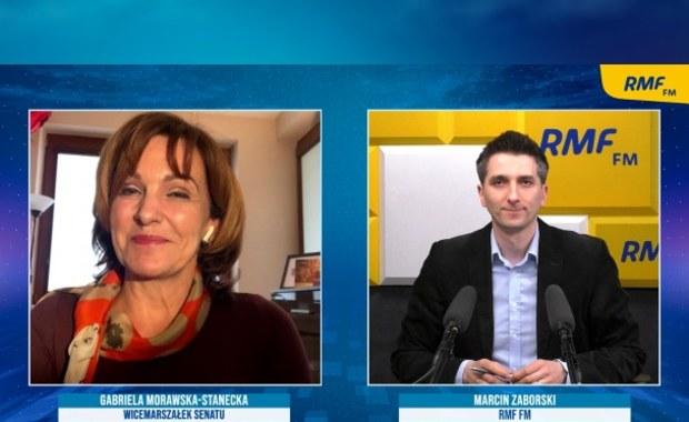 Gabriela Morawska-Stanecka o rozmowach Lewicy z PiS-em: W mojej ocenie był to polityczny błąd
