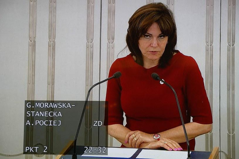 Gabriela Morawska-Stanecka /Mateusz Marek /PAP