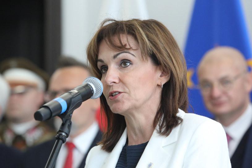 Gabriela Morawska-Stanecka /Tomasz Jastrzebowski/REPORTER /Reporter