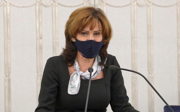 Gabriela Morawska-Stanecka /Albert Zawada /PAP