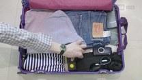 Gadżet dla każdego urlopowicza. Poduszka powietrzna dla twojej walizki