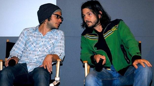 Gael Garcia Bernal i Diego Luna, fot. Rob Loud /Getty Images/Flash Press Media