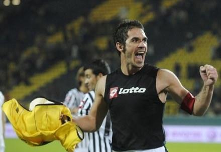 Gaetano D'Agostino jest na celowniku Villarreal /AFP