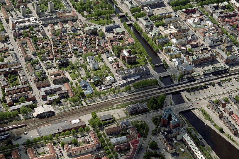 Gaevle w Szwecji /Blom UK /Getty Images