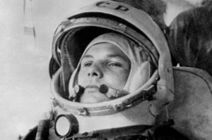 Gagarin nie był pierwszym człowiekiem w kosmosie?