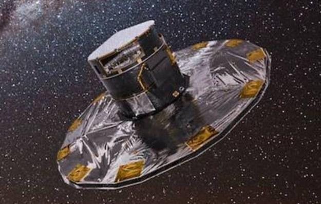 Gaia - jej zadaniem będzie skatalogowanie około miliarda gwiazd oraz precyzyjne określenie ich pozycji w Drodze Mlecznej /Kosmonauta