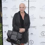 Gail Porter cierpi na straszną chorobę! Dziennikarka straciła wszystkie włosy!