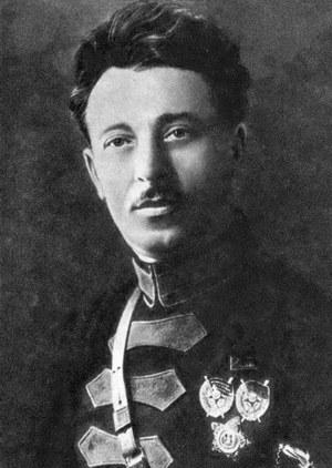 Gaj-Chan, czyli Gaja Dmitrijewicz Gaj /Wikimedia