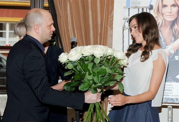 Olga Bołądź została uhonorowana przez Kapitułę