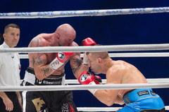 Gala bokserska w Łodzi - Adamek pokonał Saletę