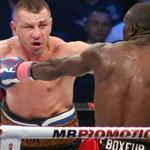 Gala boksu w Częstochowie: Adamek lepszy od Kassiego