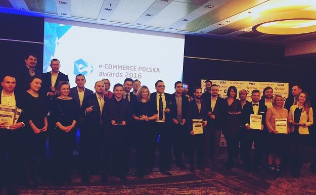 "Gala laureatów konkursu ""e-Commerce Polska awards 2016"" /"