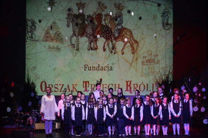 Gala Orszaku Trzech Króli /Jakub Kamiński   /PAP