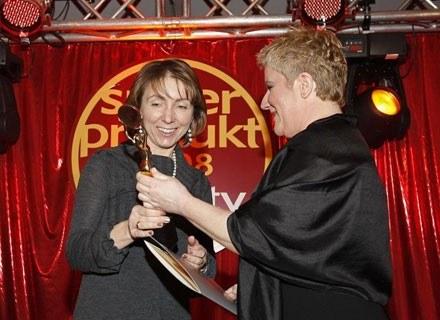 Gala rozdania nagród w konkurcie Superprodukt 2008 /AKPA