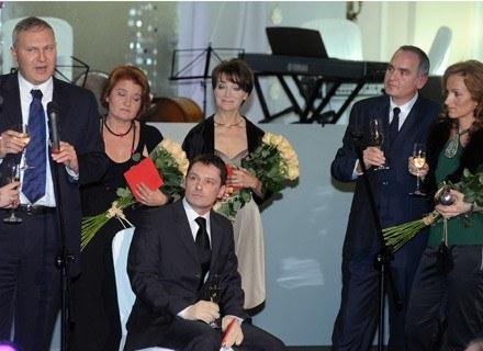 Gala Srebrne Jabłka PANI, fot. Andrzej Szilagyi /MWMedia