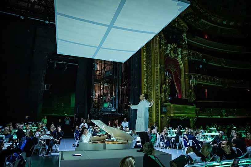 Gala van De Munt w Brukseli. Występ w 2019 roku /materiały prasowe