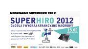 Gala wręczenia nagród SUPERHIRO 2012