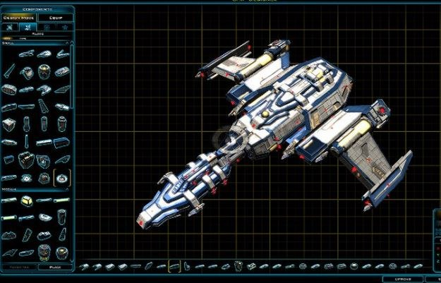 Galactic Civilization III /materiały prasowe