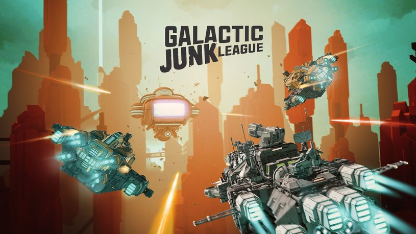 Galactic Junk League /materiały prasowe